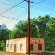 Electromagnetic Motel Poster