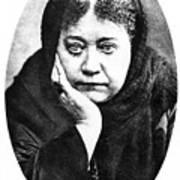Elena Petrovna Blavatsky Poster