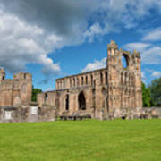 Elgin Cathedral, Scotland Poster