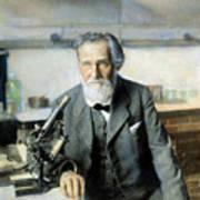 Elie Metchnikoff (1845-1916) Poster