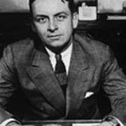 Eliot Ness 1903-1957, As Treasury Poster by Everett
