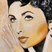 Elizabeth Taylor Poster