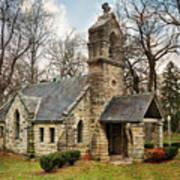 Elkhart Illinois Chapel Poster