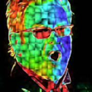 Elton John in Cubes 2 Poster