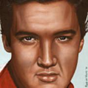 Elvis 24 1958 Poster