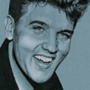 Elvis Is Back Poster