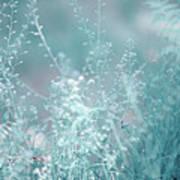 Elvish Worlds 1. Nature In Alien Skin Poster