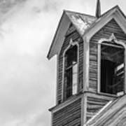 Ely Vermont Barn 1899 Barn Cupola Poster