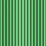 Emerald Green Striped Pattern Design Poster
