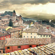 Emilia Romagna Italy Poster