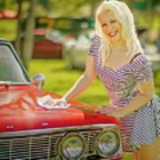 Emily #2 Royal Holden Poster