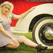 Emily #5 Royal Holden Poster