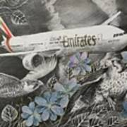 Emirates Poster