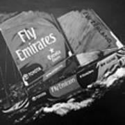 Emirates Team New Zealand Poster