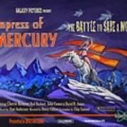 Empress Of Mercury 2 Poster