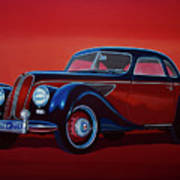 Emw Bmw 1951 Painting Poster