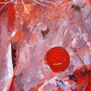 Encased In Red Poster