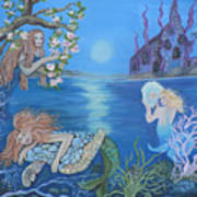 Enchanted Estuary Poster