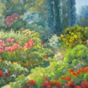 Enchanted Garden Poster