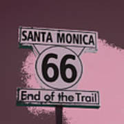 End Of The Trail 5 Poster
