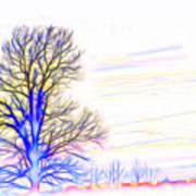 Energy Tree Poster