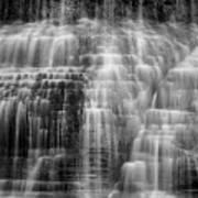 Lower Falls Cascade #2 Poster