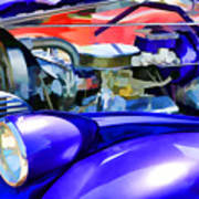 Engine Compartment 11 Poster