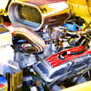 Engine Compartment 5 Poster