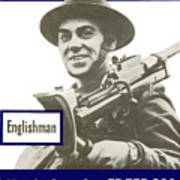 Englishman - This Man Is Your Friend Poster