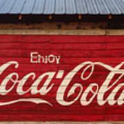 Enjoy Coke Poster