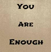 Enough #2 Poster