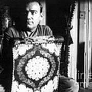 Enrico Caruso, Last Known Photo, 1921 Poster