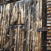 Enter The Barn Poster
