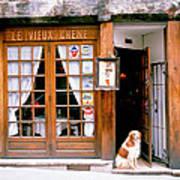 Entrance Paris France Poster