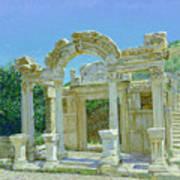 Ephesus.ruins Poster