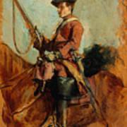 Ernest Meissonier Poster