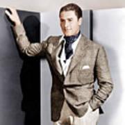 Errol Flynn, Ca. 1930s Poster
