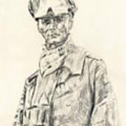 Erwin Rommel Poster