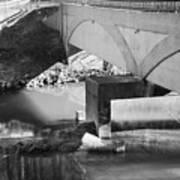 Escher Bridge Poster