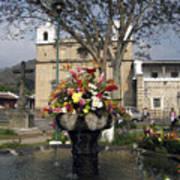 Escuela De Cristo Church II Antigua Poster