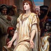 Esther Before Ahasuerus Poster