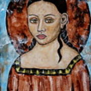 Esther Poster by Rain Ririn