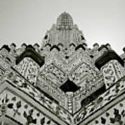 Ethereal Beauty Of Wat Arun Poster