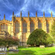 Eton College Chapel Poster