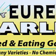Eureka Garlic Poster