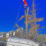Europa Docks In Sydney Poster
