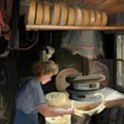 European Cheesemaker Poster