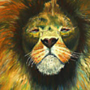 Even Lions Get Old Poster