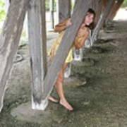 Everglades City Beauty 534 Poster