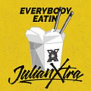 Everybody Eatin Poster